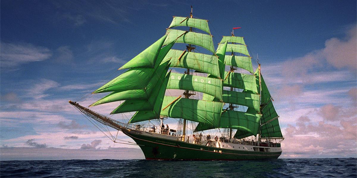 Alex von Humboldt - Das Schiff